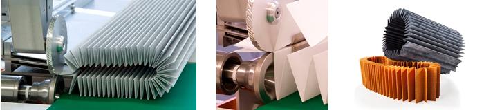 USM550超声波折叠式过滤器焊接机