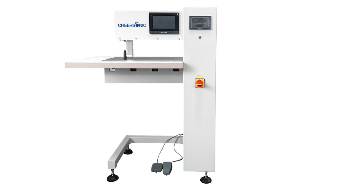 超声波焊接在纺织业的应用 - 超声波缝纫设备 - 驰飞超声波